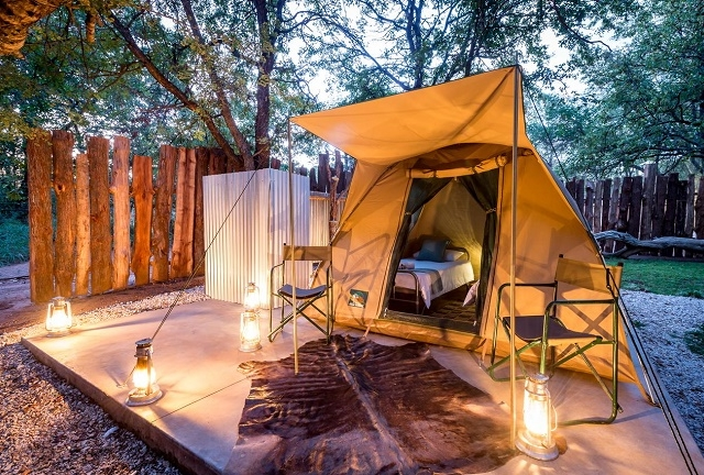 Value Tented Safari Experience - Private Game Reserve Photos