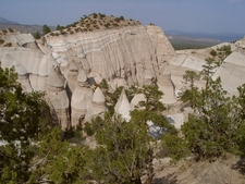 Tent Rocks From Lookout
