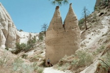 Tent Rocks Scale