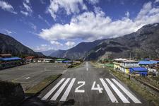Tenzing - Hillary Airport In Lukla