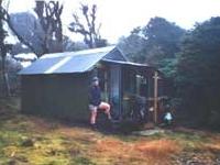 Te Rangaakapua Hut