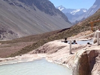 Private Tour to The Andes & Hot Springs