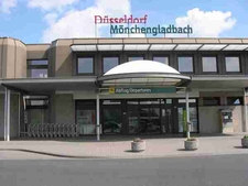 Terminal Of Moenchengladbach Airport
