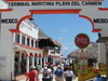 Terminal  Maritima  Playa Del  Carmen