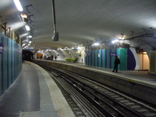 Ternes Station