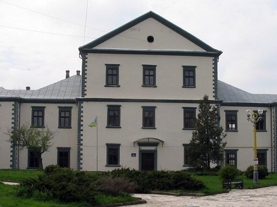The Ternopil Castle