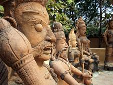 Terracotta Statues
