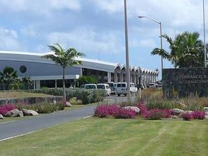 Tortola Terrance B. Lettsome Internacional. Aeropuerto