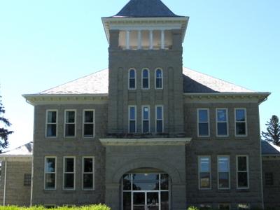 Teton  County  Courthouse