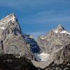 Teton Glacier - Grand Tetons - Wyoming - USA