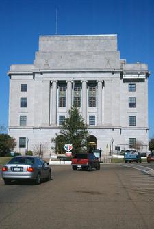 Texarkana Federal Building