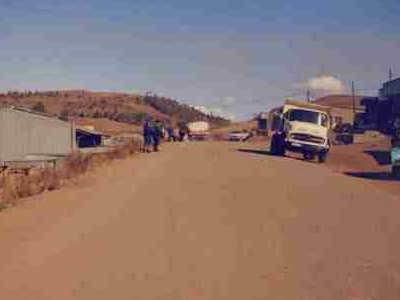 Thaba  Tseka  Main  Road