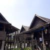 Lue tailandesa Village Ban Nong Bua