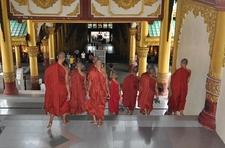 Thai Myanmar Border Buddhist Temple