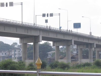 Thai – Myanmar Friendship Bridge