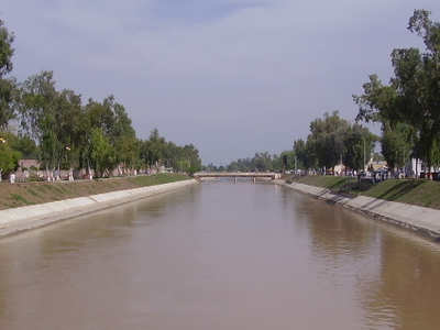 Thal Canal
