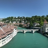 The Aare At Bern