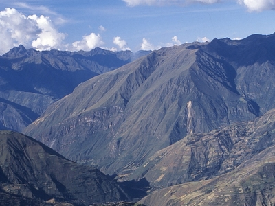 The Andes - Ayacucho