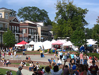 The Annual Duluth Fall Festival