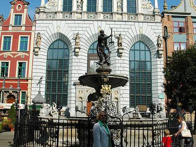 The Arthus Court Poland