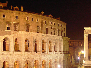 Panoramic Rome by Night Tour Photos