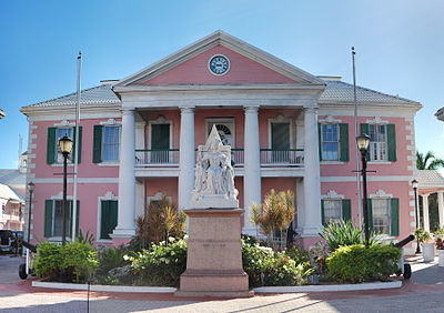 The Bahamian Parliament