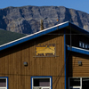 The Band Office In Nahanni Butte