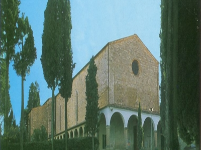 The Basilica Of San Lucchese