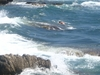 The Rocky Beaches Of Antibes