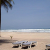 The Beach At Assinie