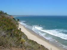 The Beach At La Piedra State Beach