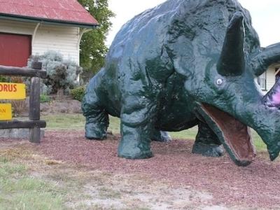 The Big Dinosaur