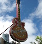 The Big Hard Rock Guitar