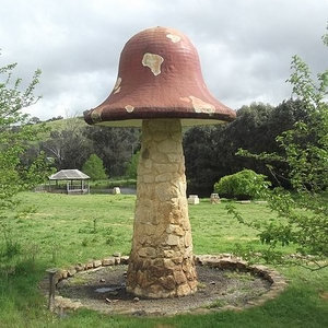 The Big Mushroom, Balingup