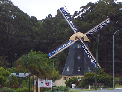 The Big Windmill