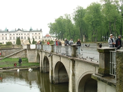 The Branicki's Palace Complex