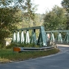 The Bridge That Carries Across The Clam River