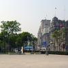 The Bund And Huangpu Park