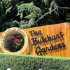 The Butchart Gardens Sign Board - Victoria BC