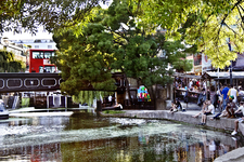 The Camden Market At The Water