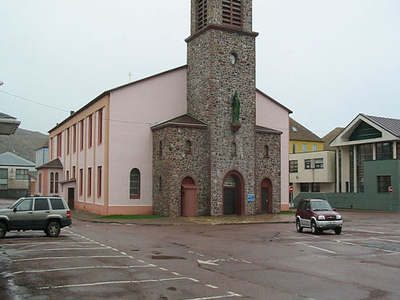The Cathredal In Saint Pierre
