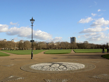 The Centre Of Hyde Park