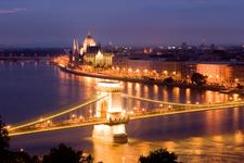The Chain Bridge-Budapest