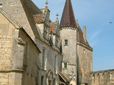 The Chateau De Chateauneuf