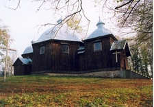 The Church Complex Of Michniowiec
