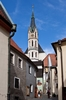 The Church Of St. Vitus