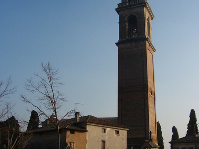 The Church Of Santa Maria In Colle.