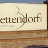 The City Of Bettendorf Welcome Sign.