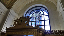 The Cleveland Public Library Inside Clock