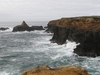 The Cliffs Of The Mendocino Headlands